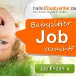 werde Babysitter oder Tagesmutter