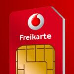 kostenlose SIM Karte von Vodafone