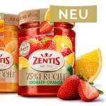 Produkttest für Zentis Produkte werden