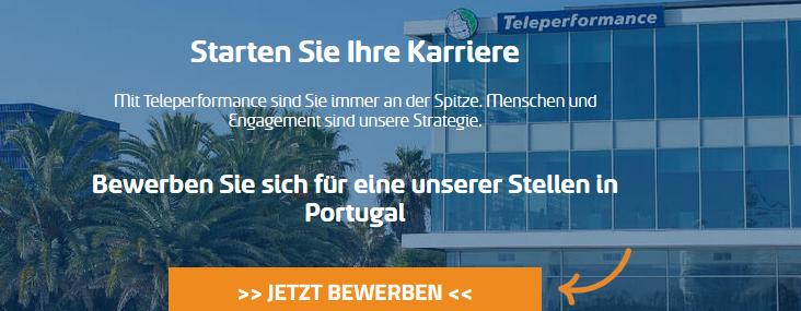 Jobangebote in Lissabon