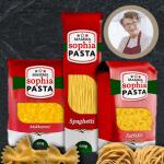 Pasta und Nudeln testen