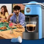 gewinne eine Lavazza Kaffeemaschine
