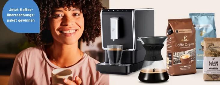 Kaffee von Tchibo testen